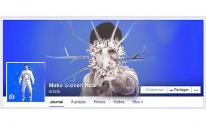 check : Facebook.com/MakeStevenReal
