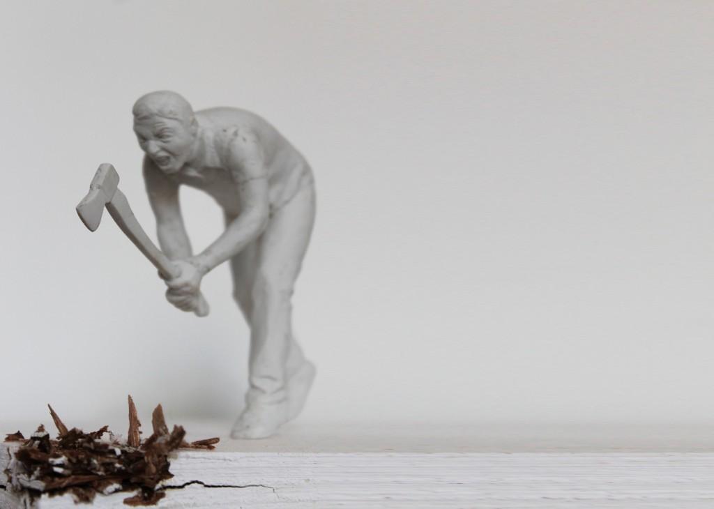 94 Steven Guermeur-destroy the pedestal 1