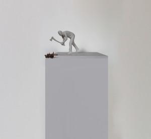 destroy the pedestal